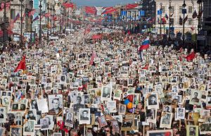 March of the Immortal Regiment